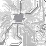 Préparation des couches internes PCB
