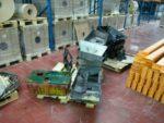 Pièces De Machine D'impression Flexographie, Lavage Avec Smatch-Cleaner NTS-Industrie