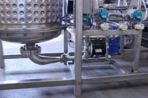 NTS Evaporateur d'eau sous vide