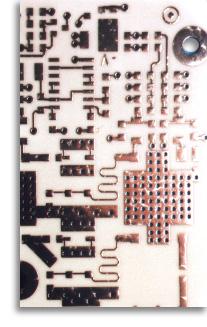 Surfusion des circuits imprimés