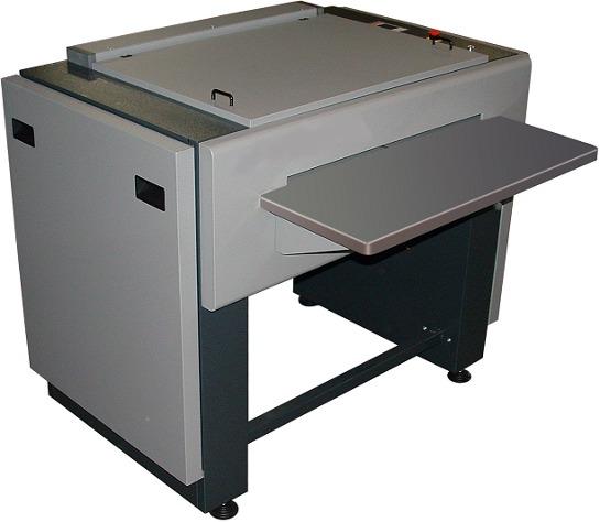 Cuve de lavage pour clichés flexographie LCO - Flexo printing plates - (Water/solvent)