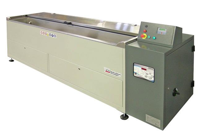 Machine de lavage IST pour cylindres anilox et manchons NTS-Industrie