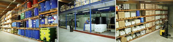 N T S développe, fabrique et commercialise des procédés chimiques
