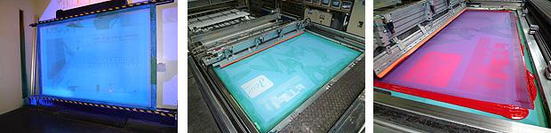 Produit NTS de lavage des écrans sérigraphie diluable à l'eau