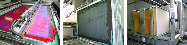Produits NTS de strippage d'emulsion pour les écrans de sérigraphie